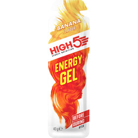 High5 Energy Gel Box 20x40g Banana